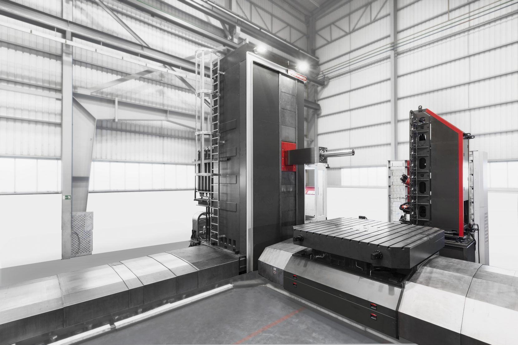 Zaigler and JUARISTI: a large hydrostatic boring machine is the finishing touch to decades of successful cooperation