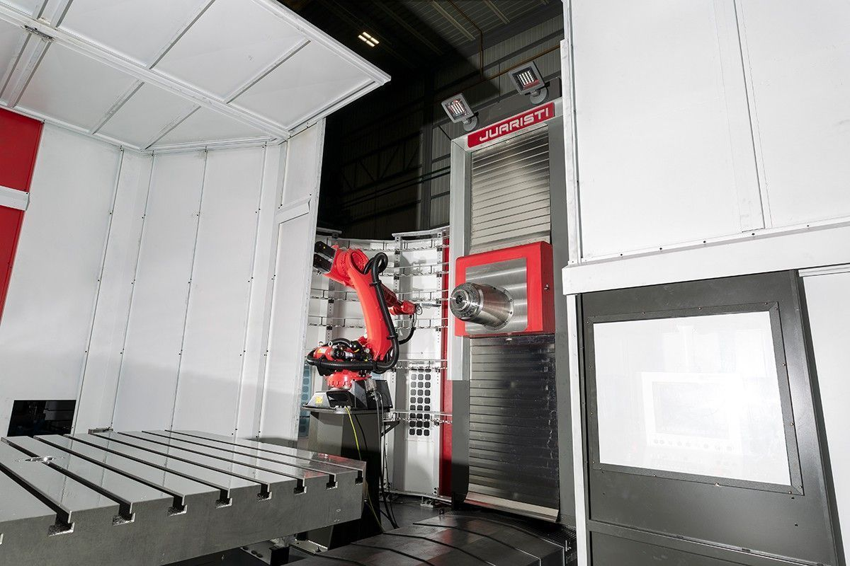 THONI ALUTEC: Two high speed Horizontal 5-axis machining centers for India and Poland