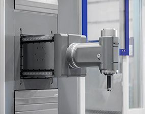 vertical 1 #theunstoppable: MX5 Floor type milling-boring center for Voith Hydro